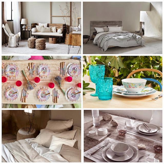 Hogar y decoración Zara Home