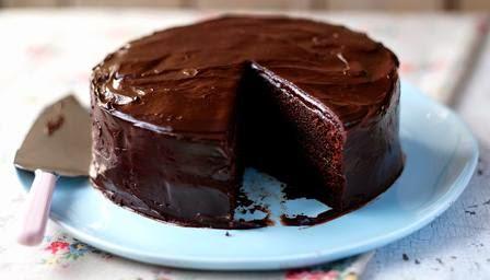 Set Tepung Chocolate Cake 1kg hanya RM10 90