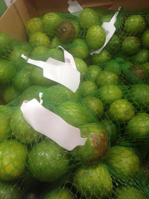 Bags of Limes