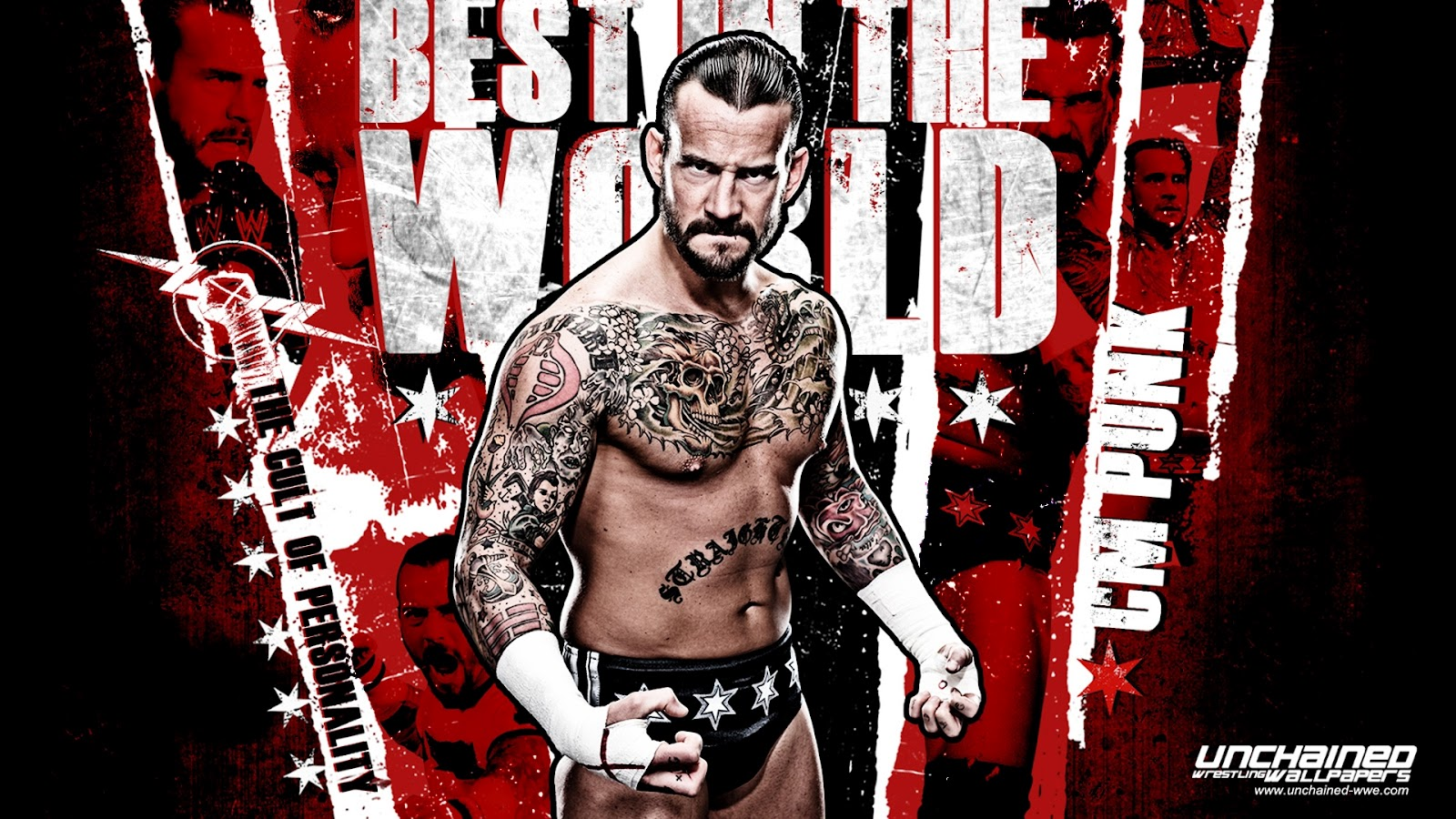all wallpapers cm punk hd wallpapers 2012