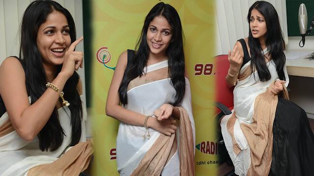 Lavanya Tripathi Latest Photos At Radio Mirchi