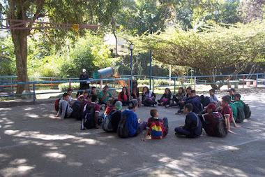 Parque Ciudad de Los Niños: equilibrio entre diversión y aprendizaje