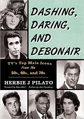 "NEW BOOK:  ""Dashing, Daring and Debonair"""