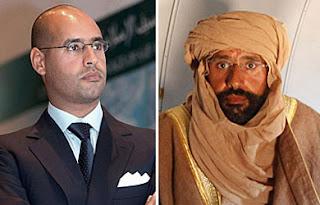 Hijo de Gadhaffy: afirmó ser 'un cuidador de camellos' para evitar su captura