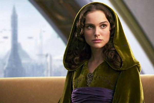 Natalie Portman - Star Wars: Episódio III - A Vingança dos Sith