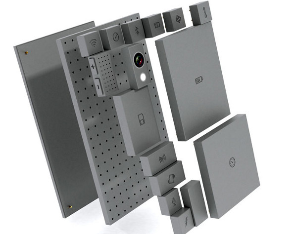 Phonebloks, a proposed flexible smartphone