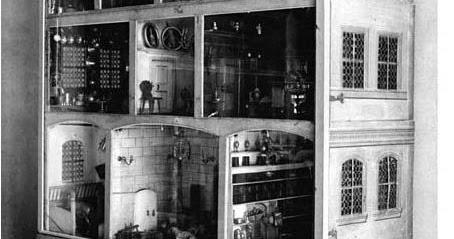 Amis du jouet ancien et du patrimoine miniature l - Origine du mot maison ...
