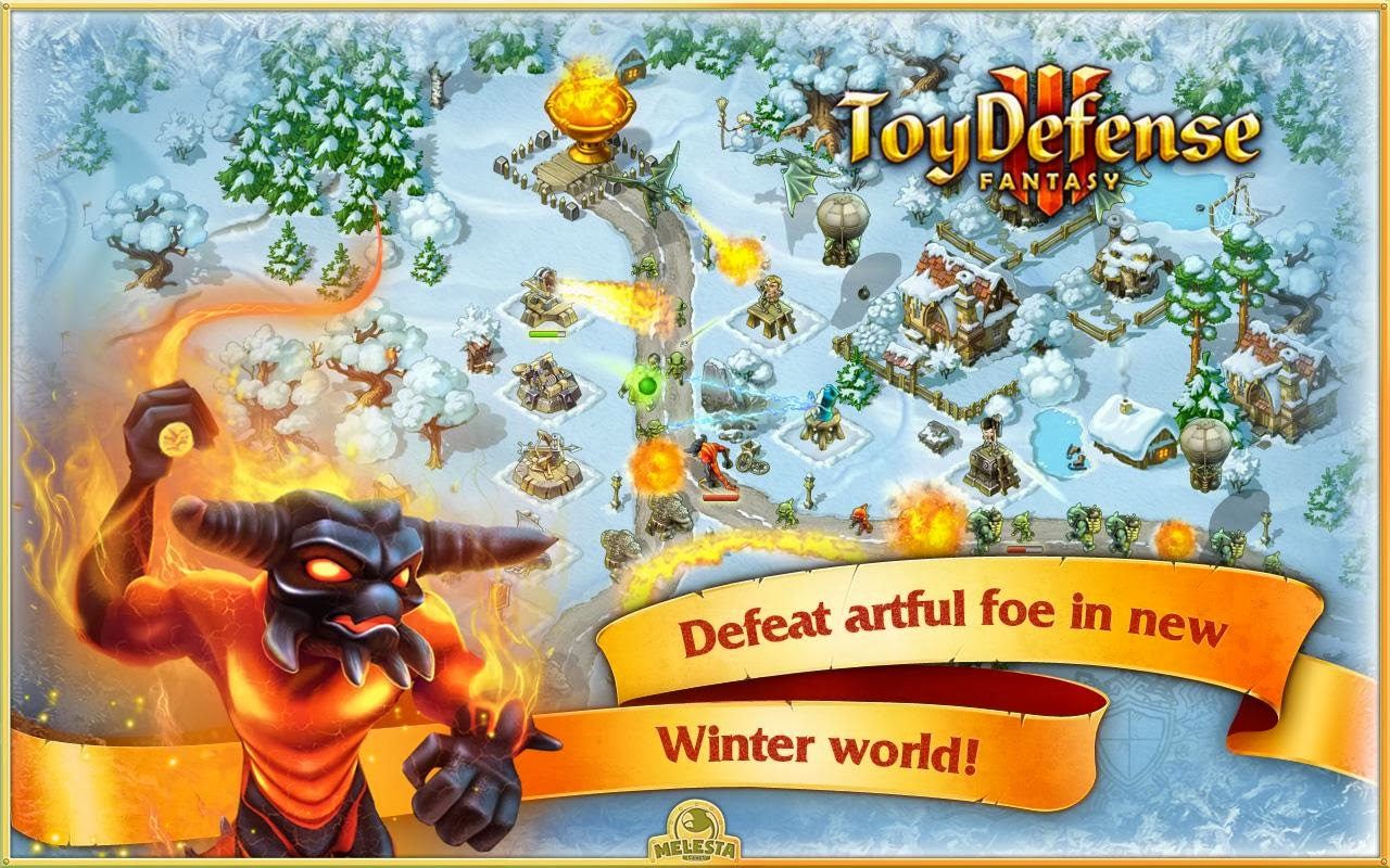 Toy Defense 3: Fantasy Android Game Download