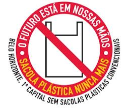 Recicle suas ideias! Utilize sacolas retornáveis!