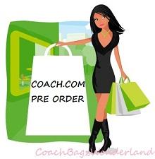 COACH.COM PRE ORDERS