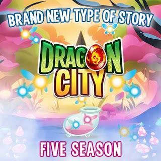 imagen del proximo evento especial isla 5 estaciones de dragon city