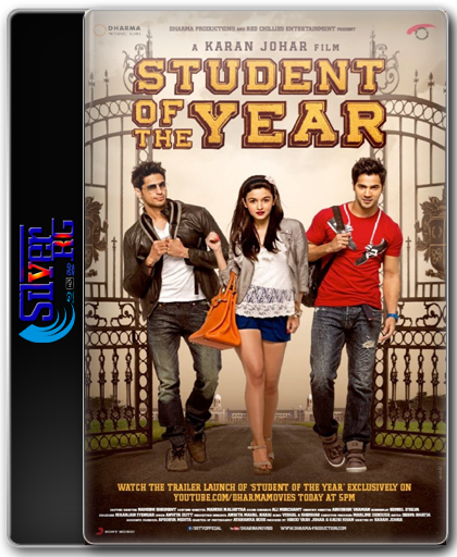 Student of the year brrip 720p torrent