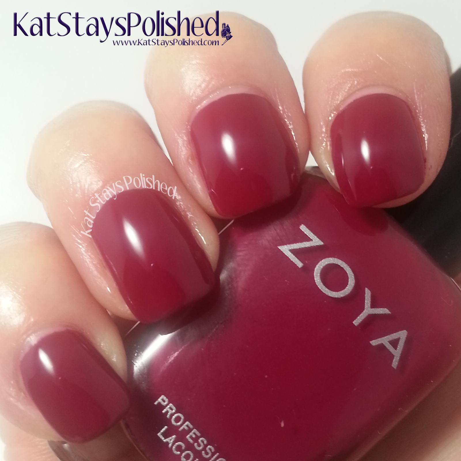 Zoya Entice 2014 - Veronica | Kat Stays Polished