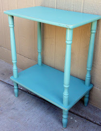 Jade Night Stand (SOLD)