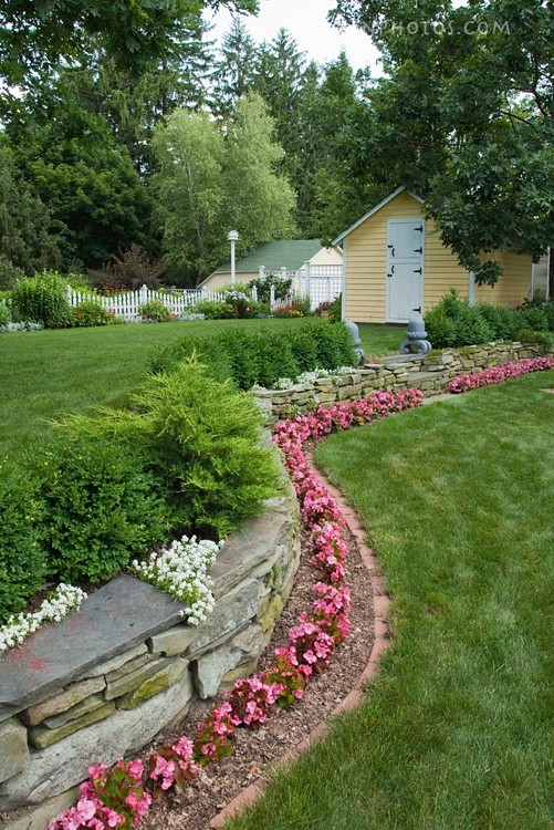 CONTROLLING Craziness: Inspiration For The Weekend - 15 (flower beds)