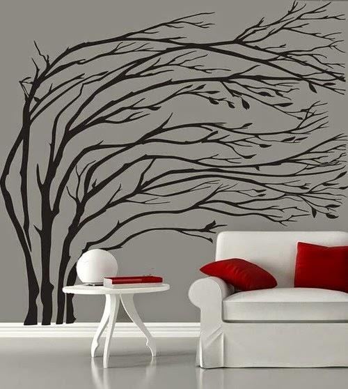 vinilo árbol