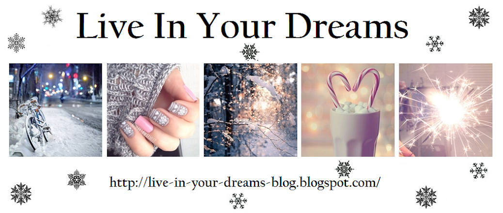 Live in your dreams