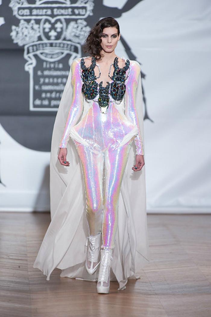 diana dazzling, fashion blogger, fashion blog,  cmgvb, como me gusta vivir bien, dazzling, luxury, on aura tout vu, beetlejuice, Paris, haut couture, fashion week, ss 2013