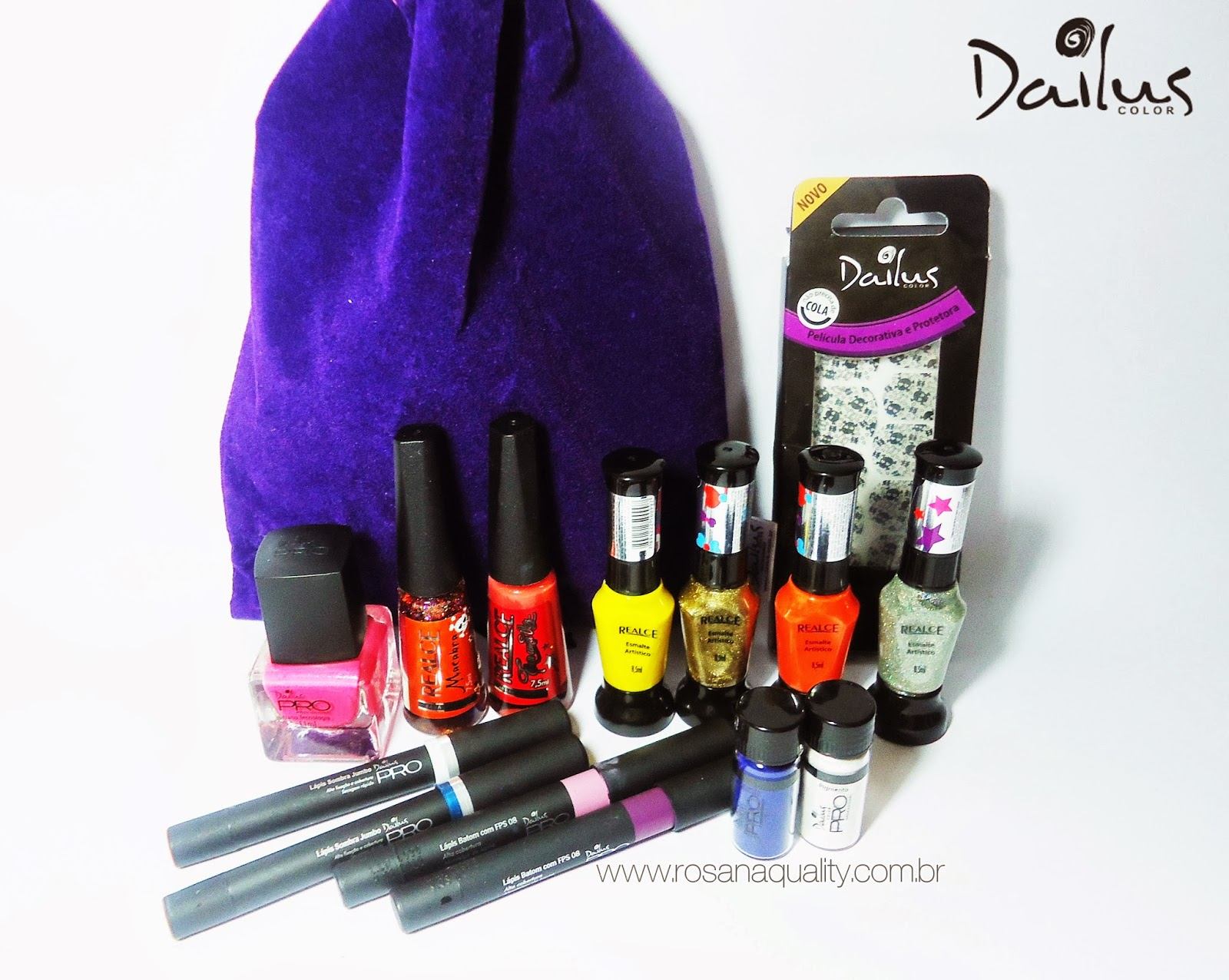 Dailus Beauty Fair 2013