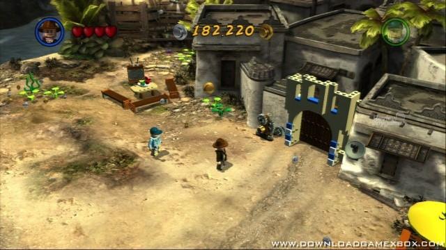 Kuvahaun tulos haulle LEGO Indiana Jones 2: The Adventure Continues ps3