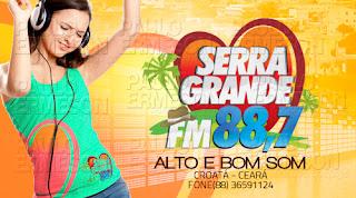 Serra Grande FM, a evolução do rádio - Por Carlos Moreira / Ipueiras