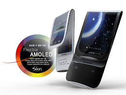 Apple iPhone 6 vs Galaxy S4 Samsung in 2013: Flexible AMOLED display