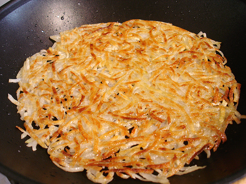 The Veg-Table: Perfect Homemade Hash Browns