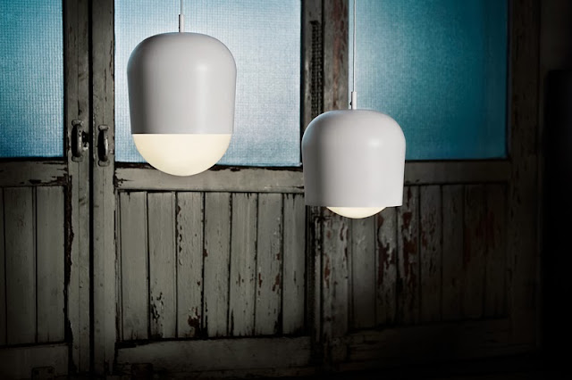Blind lights by Johansen Faurschou, danishdesign MAKERS