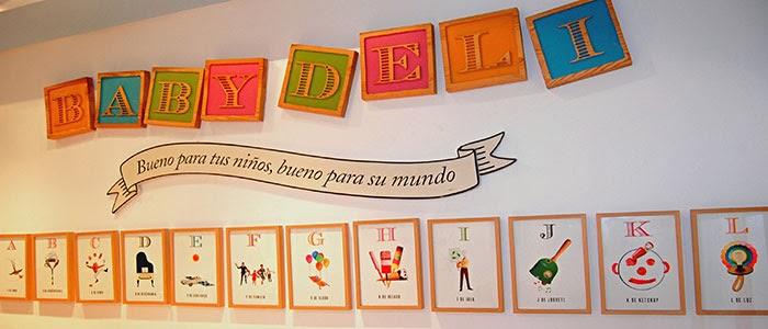 Inauguración Baby Deli Alcalá 91