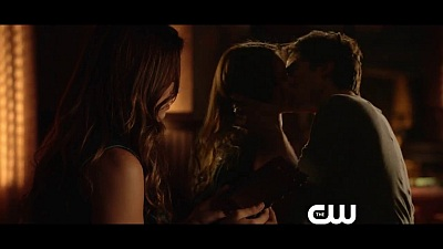 The Vampire Diaries (TV-Show / Series) - Season 6 'Move On' Teaser Trailer - Song / Music