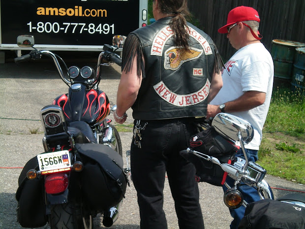 Hells Angels Laconia New Hampshire - Year of Clean Water