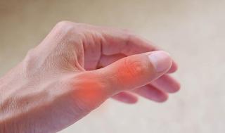 Entorses do dedo polegar