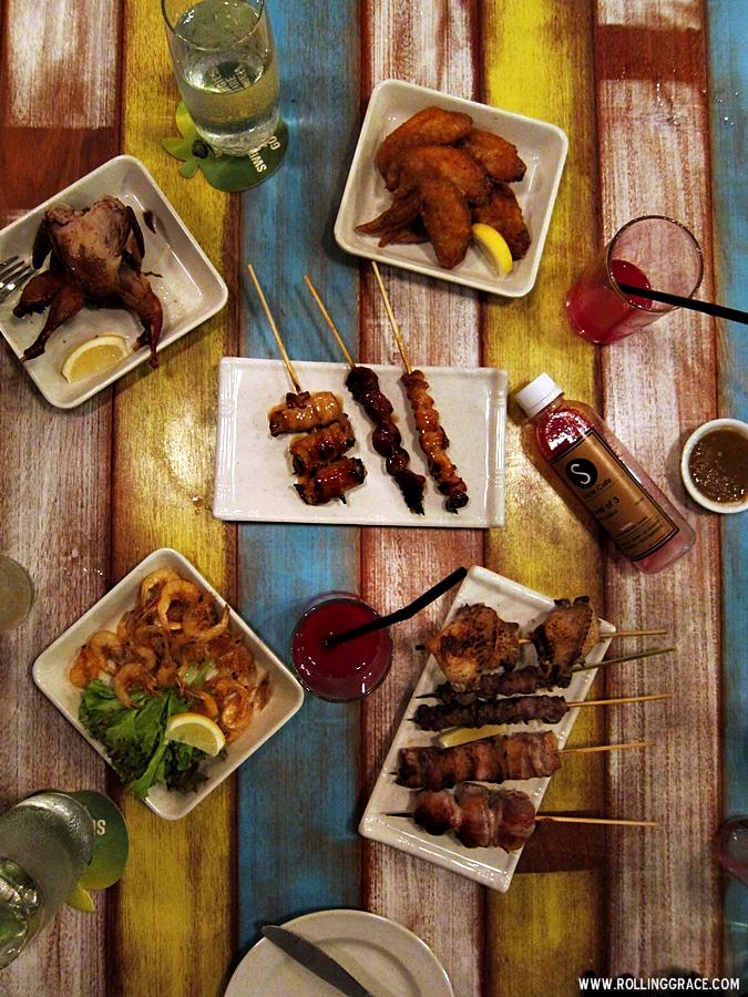 popular restaurants in oasis damansara