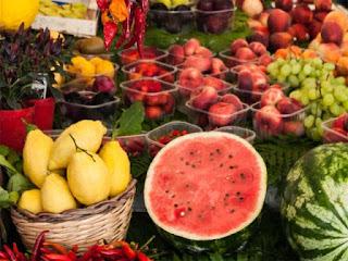 buah-buahan bernutrisi