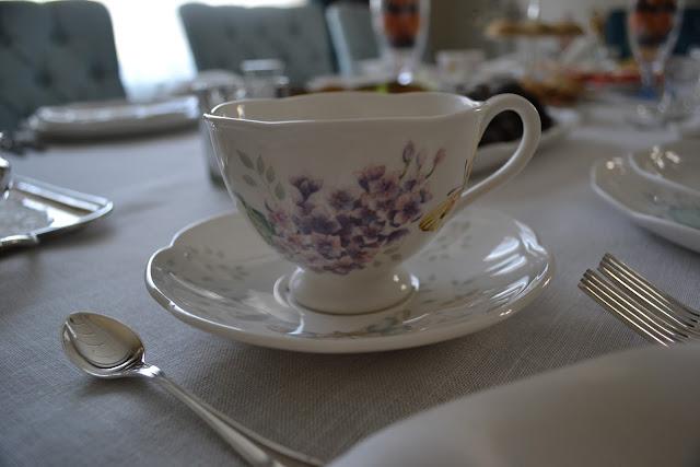 beş çayı-davet sofraları-gün sofraları