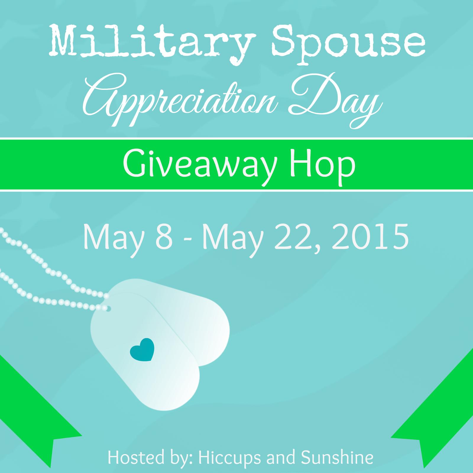 Military Spouse Appreciation