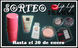 "Sorteo en el blog ""Lip Lip HURRA!"""