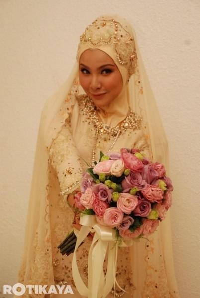 Gambar Perkahwinan Khairul Fahmi (Apex) Dan Leuniey