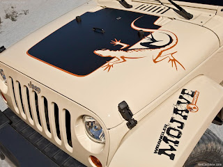 2011 Jeep Wrangler Mojave Pictures
