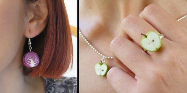 jewelry of food