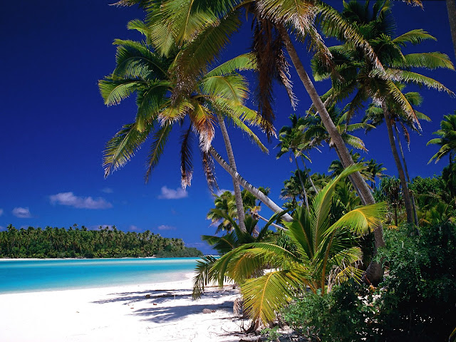 Aitutaki, best beaches in the world