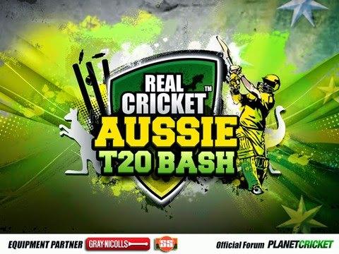 Real Cricket Aussie T20 Bash for iPhone and iPad