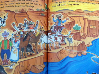 The Gingerbread Cowboy by Janet Squires