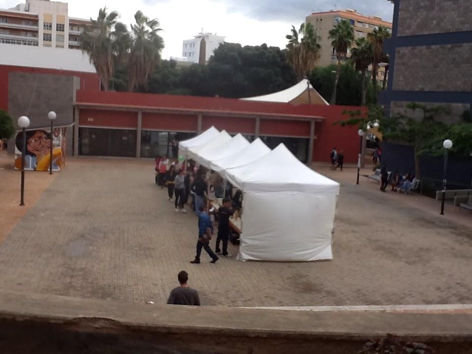 I Feria didáctica de la ciencia