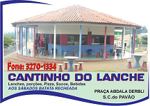 CANTINHO DO LANCHE