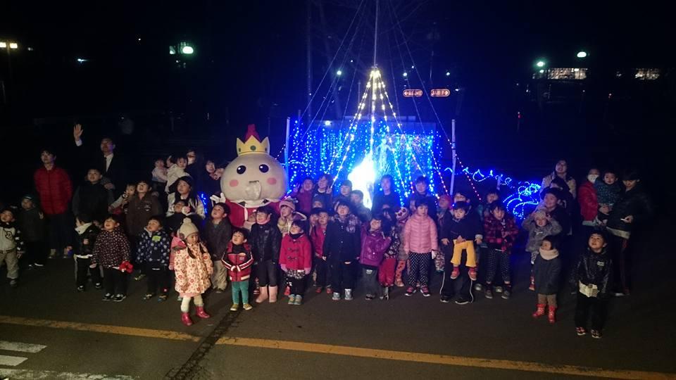 Takko Town Illuminations 2015 平成27年度 田子町イルミネーション