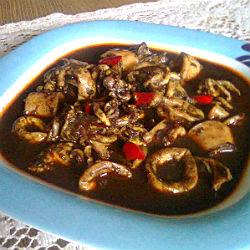 Squid recipe @ http://Treatntrick.blogspot.com