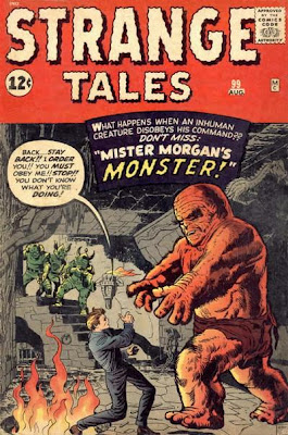 Strange Tales, Mister Morgan Monster