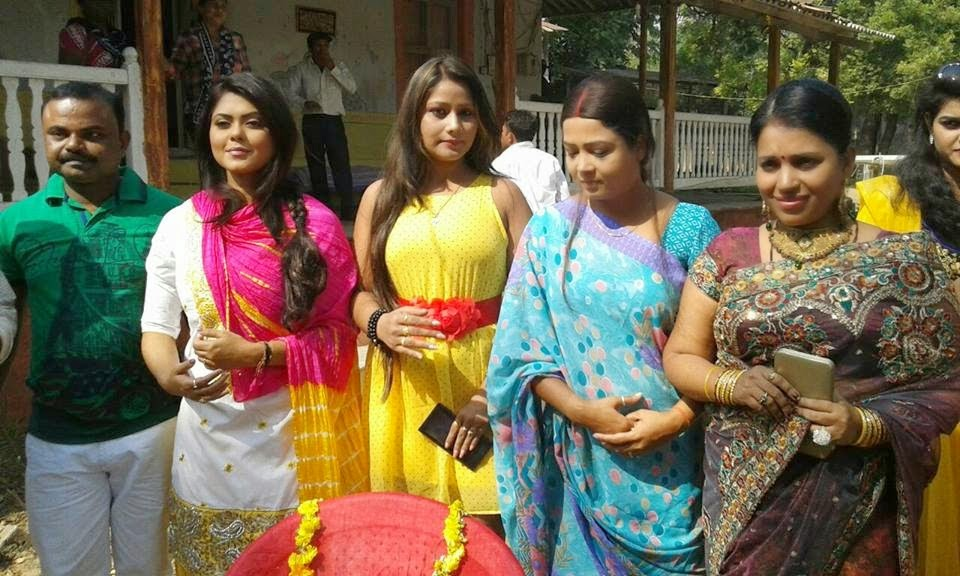 Star Cast Alok Kumar & Rinku Ghost bhojpuri movie 2015