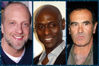 Chris Elliott,Lance Reddick,Dan Hedaya